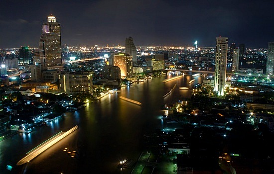 View of Bangkok at Night